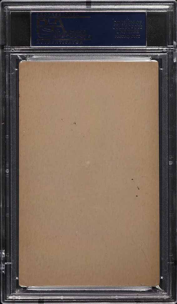 1923 Exhibits John McGraw PSA 3.5 VG+ - Image 2