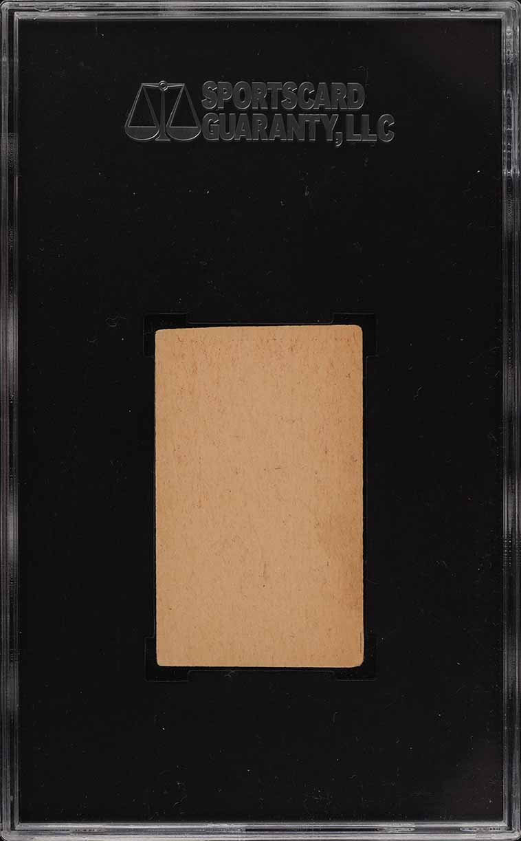 1928 W513 Strip Card Mark Koenig AUTO #83 SGC Auth - Image 2