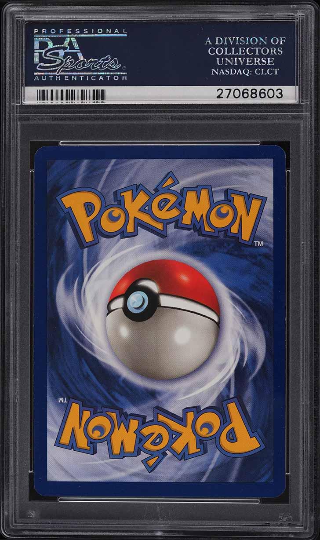 1999 Pokemon Base Set Unlimited Holo Charizard #4 PSA 10 GEM MINT - Image 2