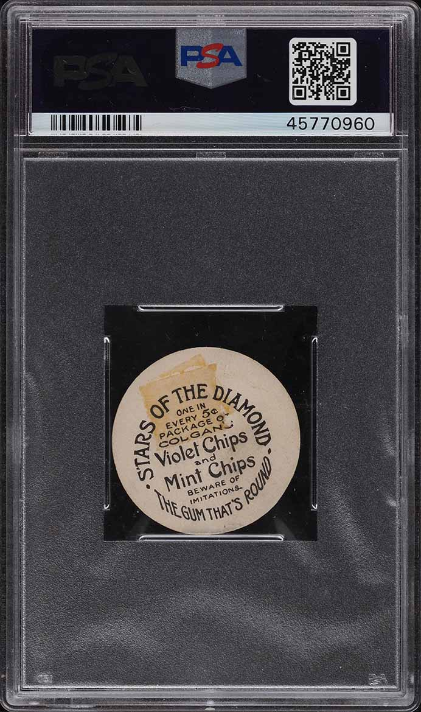 1909 Colgan's Chips Frank LaPorte St. Louis PSA 1.5 FR - Image 2