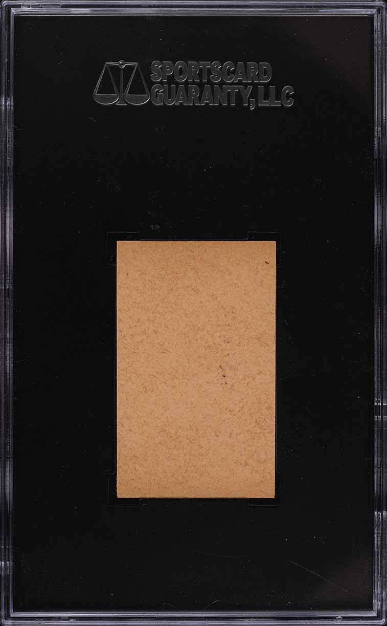 1923 W515 Strip Card Casey Stengel #24 SGC Auth - Image 2