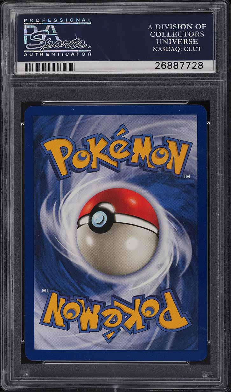 1999 Pokemon Jungle 1st Edition Holo Snorlax #11 PSA 10 GEM MINT - Image 2