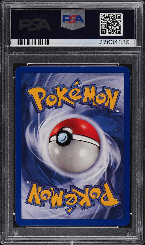 1999 Pokemon Base Set 1st Edition Shadowless Venusaur THICK #15 PSA 10 GEM MINT - Image 2