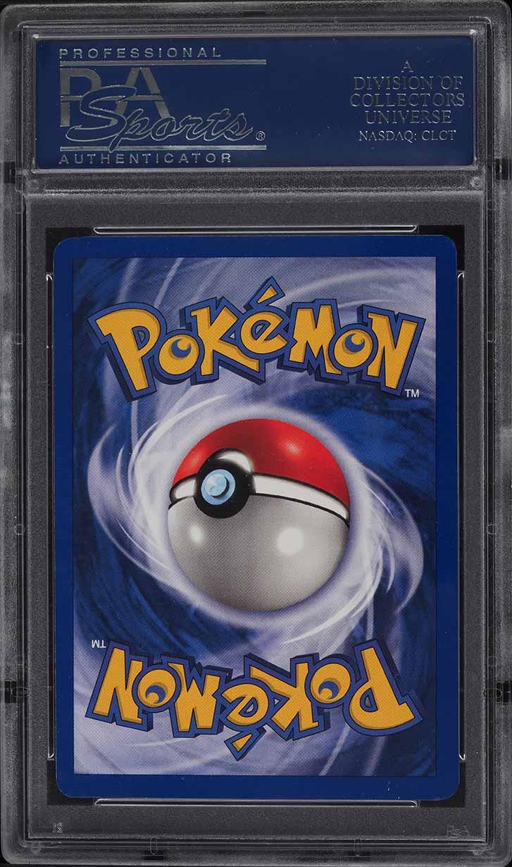 1999 Pokemon Base Set 1st Edition Shadowless Holo Clefairy #5 PSA 10 GEM MINT - Image 2
