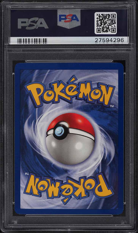 1999 Pokemon Base Set 1st Edition Shadowless Holo Venusaur #15 PSA 10 GEM MINT - Image 2