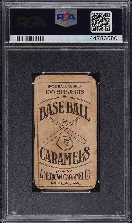 1909 E90-1 American Caramel Jimmy Dygert PSA 1 PR - Image 2