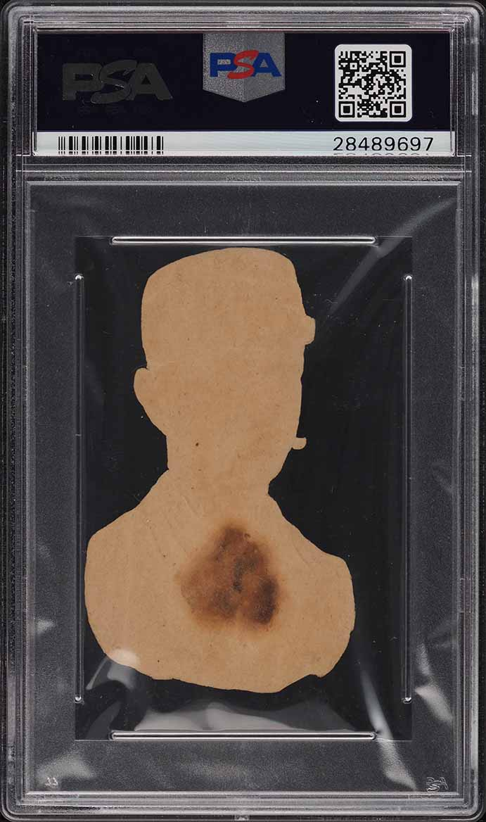 1888 Scrapps Tobacco S. Thompson PSA 2 GD - Image 2