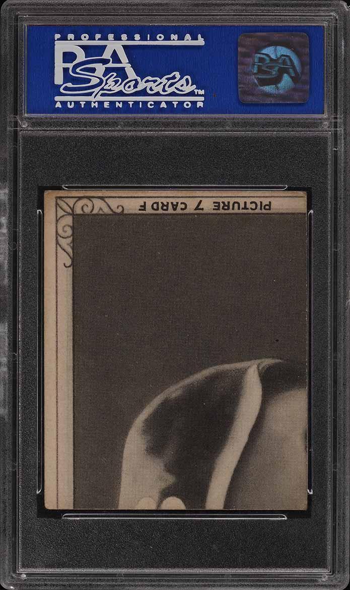 1935 Goudey 4-In-1 Martin O'Farrell Byrd MacFayden PSA 5 EX - Image 2