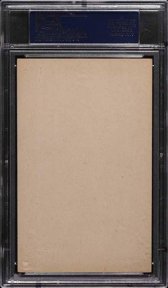 1922 Exhibits Curtis Walker PSA 5 EX - Image 2