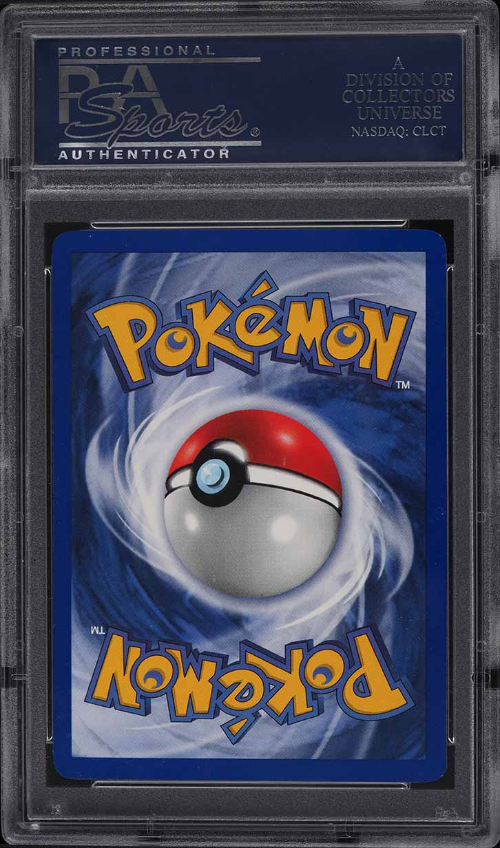 1999 Pokemon Base Set 1st Edition Shadowless Holo Chansey #3 PSA 10 GEM MINT - Image 2