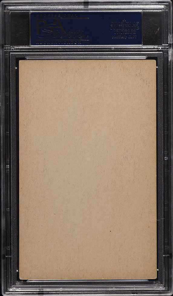 1927 Exhibits Eddie Collins GREEN TINT PSA 4 VGEX - Image 2