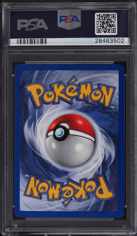 1999 Pokemon Base Set 1st Edition Shadowless Holo Ninetales #12 PSA 10 GEM MINT - Image 2
