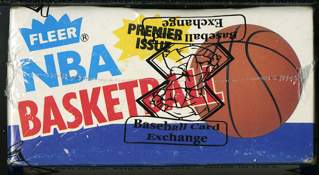 1986 Fleer Basketball Wax Box, 36ct Packs, Michael Jordan ROOKIE, BBCE Auth, LOA - Image 6