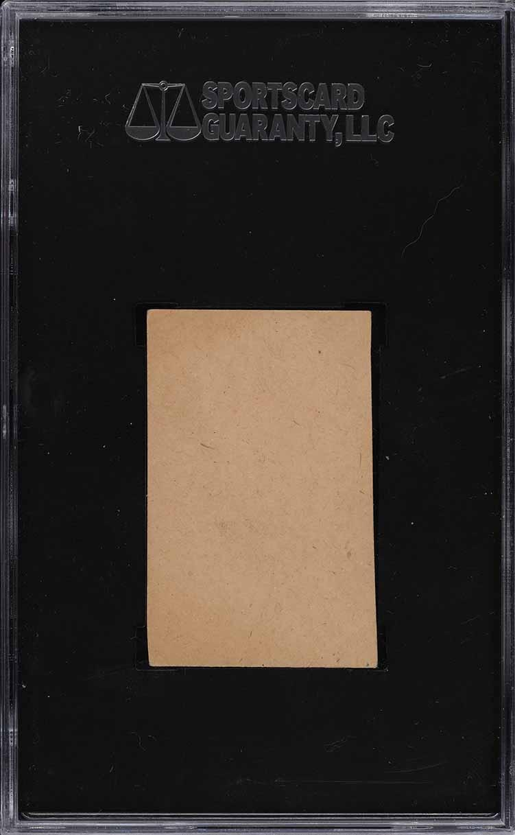 1921 W516-2-1 Strip Card Eddie Collins #23 SGC 4 VGEX (PWCC) - Image 2