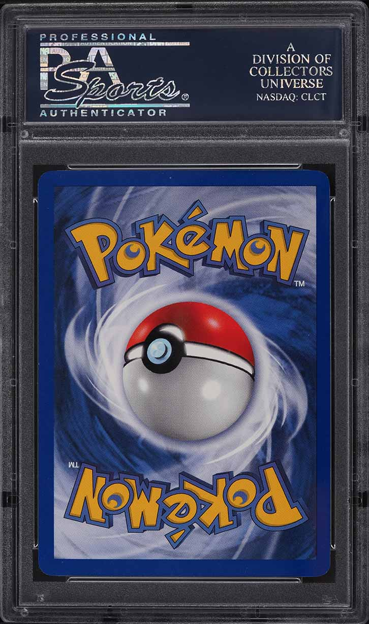 1999 Pokemon Base Set 1st Edition Shadowless Holo Mewtwo #10 PSA 10 GEM MINT - Image 2