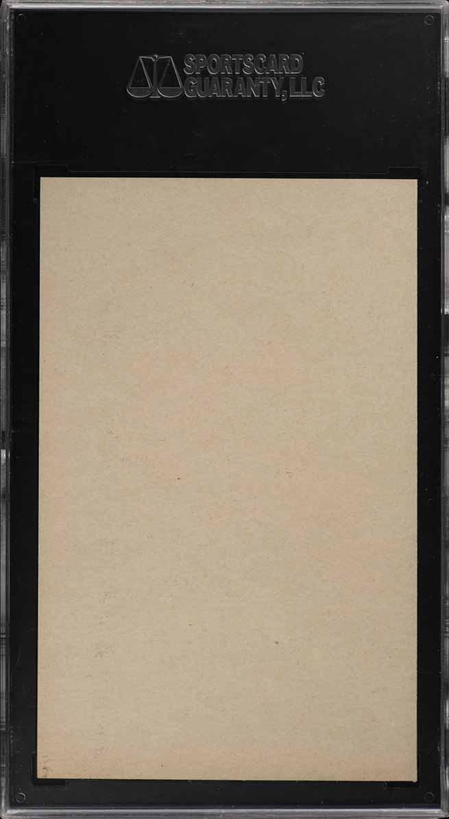 1948-52 W468 Exhibits Sammy Baugh ROOKIE RC SGC 8.5 NM-MT+ (PWCC) - Image 2
