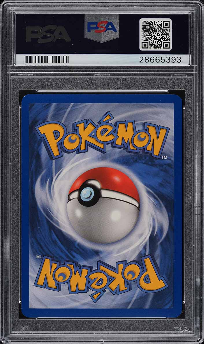 2005 Pokemon EX Deoxys Gold Star Holo Rayquaza #107 PSA 10 GEM MINT (PWCC) - Image 2