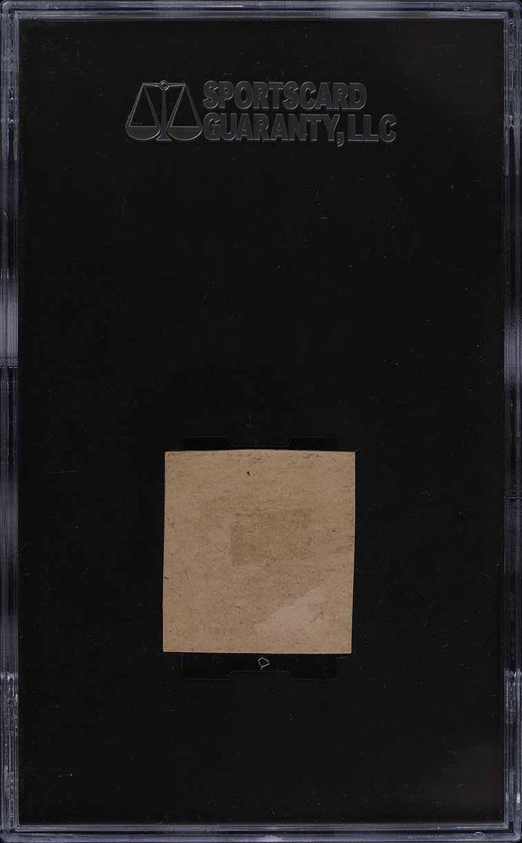 1907 W555 Red Murray SGC 1 PR - Image 2