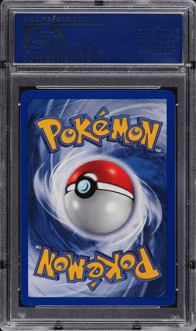 1999 Pokemon Base Set Shadowless 1st Edition Holo Charizard #4 PSA 10 GEM MINT - Image 2