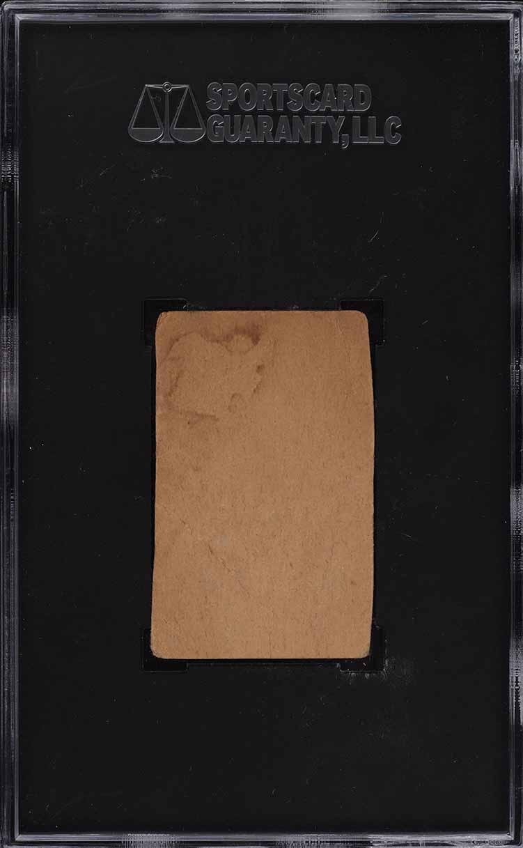 1921 W551 Strip Card Casey Stengel SGC 1.5 FR (PWCC) - Image 2
