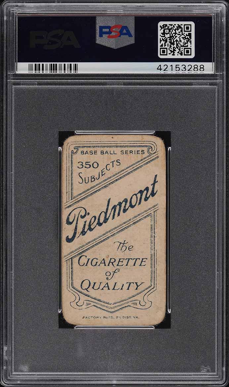 1909-11 T206 Tom Downey FIELDING PSA 1 PR (PWCC) - Image 2