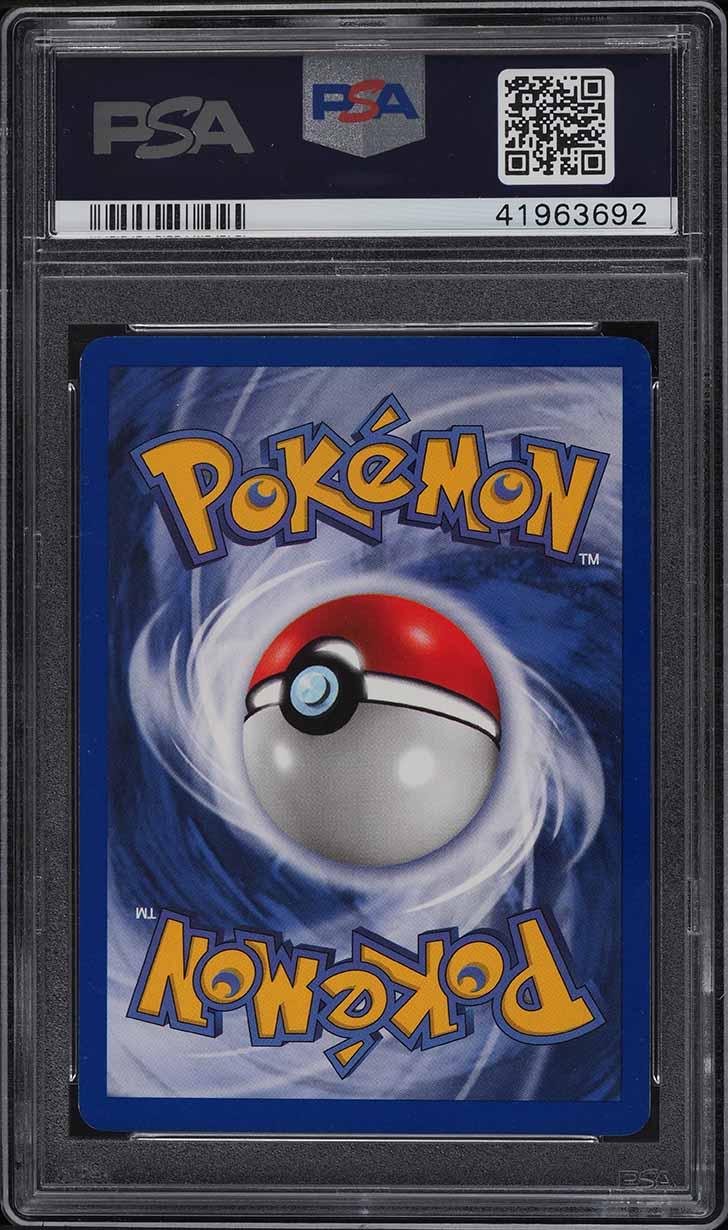 1999 Pokemon Base Set 1st Edition Shadowless Holo Blastoise #2 PSA 10 GEM MINT - Image 2