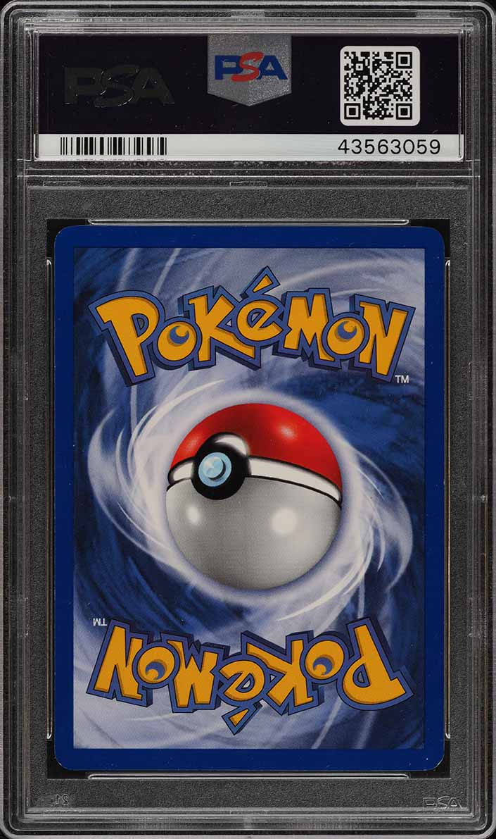 1999 Pokemon Game 1st Edition Holo Charizard #4 PSA 9 MINT (PWCC) - Image 2