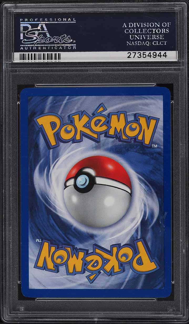 1999 Pokemon Base Set 1st Edition Shadowless Holo Alakazam #1 PSA 10 GEM MINT - Image 2