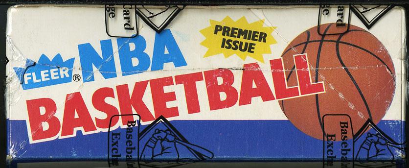 1986 Fleer Basketball Wax Box, 36ct Packs, Michael Jordan ROOKIE, BBCE Auth, LOA - Image 3