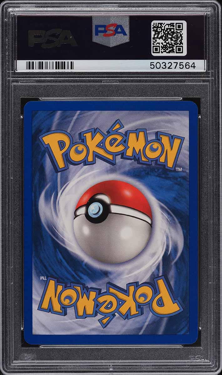 2004 Pokemon EX Fire Red Leaf Green Holo Charizard #105 PSA 10 GEM MINT - Image 2