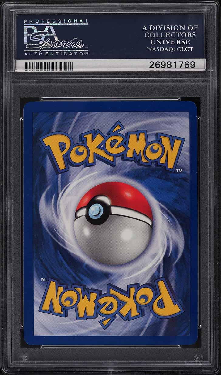 1999 Pokemon Base Set 1st Edition Shadowless Holo Raichu #14 PSA 10 GEM MINT - Image 2