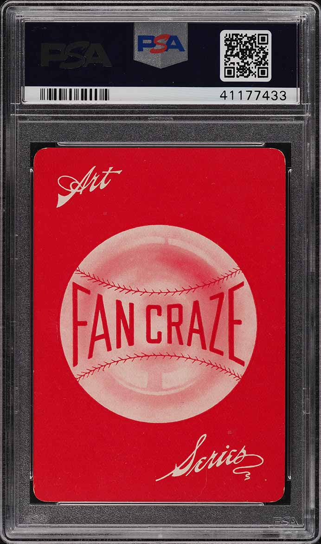 1906 Fan Craze N.L. Hugh Duffy PSA 7 NRMT - Image 2