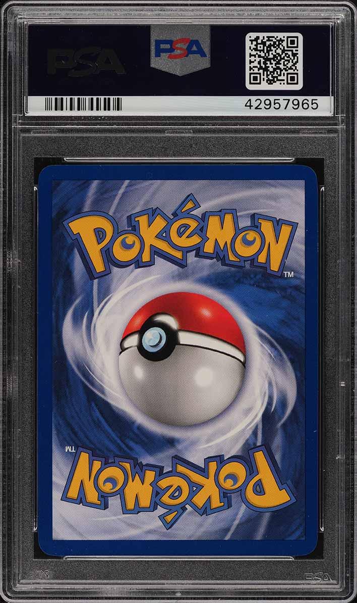 2000 Pokemon Rocket 1st Edition Holo Dark Charizard #4 PSA 10 GEM MINT (PWCC) - Image 2