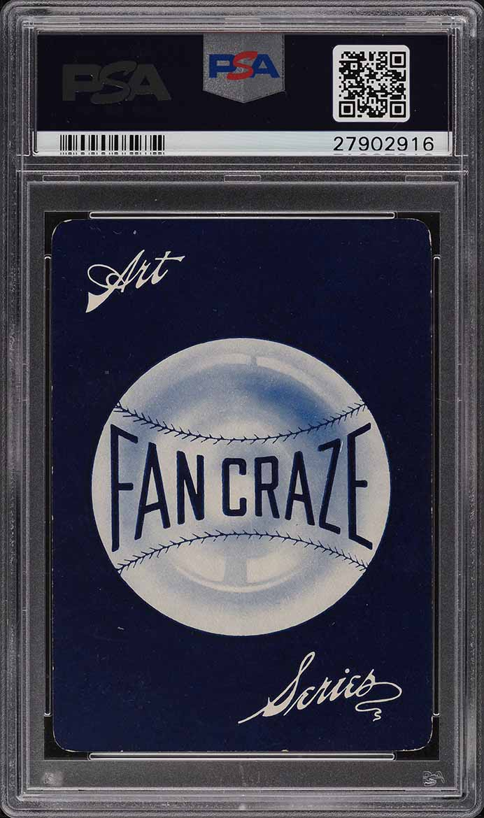 1906 Fan Craze A.L. Jimmy Collins PSA 7 NRMT - Image 2